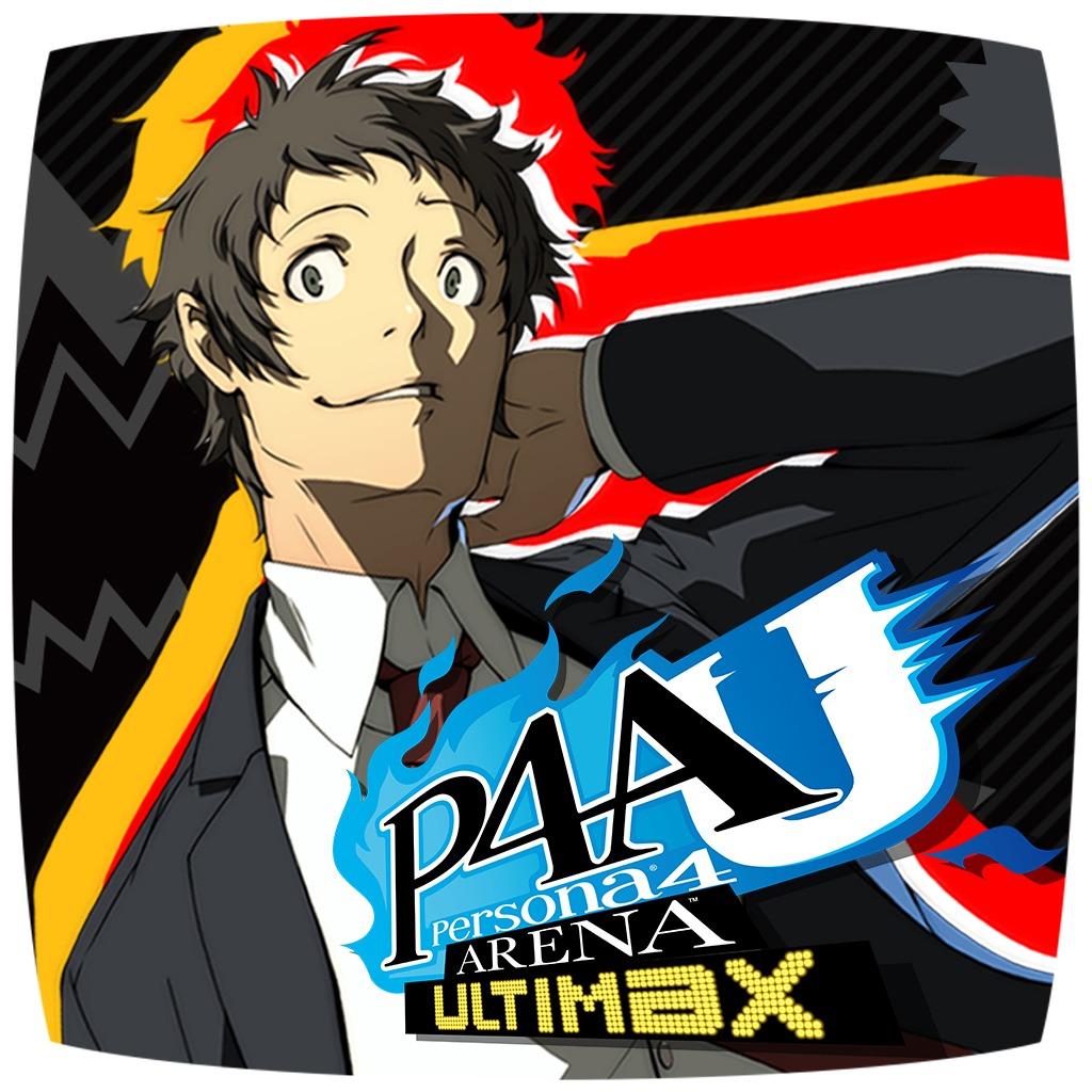 Persona®4 Arena™ Ultimax: Additional Character 1: Tohru Adachi