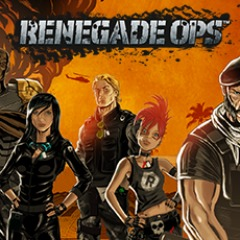 Renegade Ops Dynamic Theme