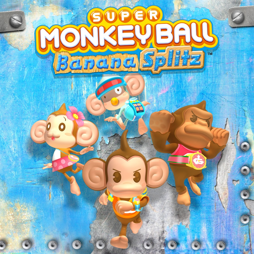 Super Monkey Ball Banana Splitz – DLC Bundle