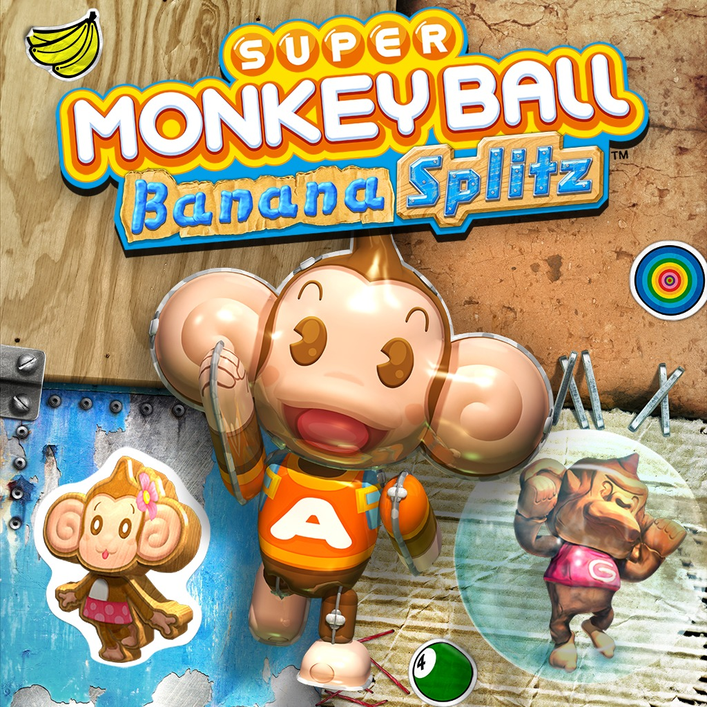 Super Monkey Ball Banana Splitz™