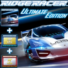 RIDGE RACER™ - Ultimate Edition