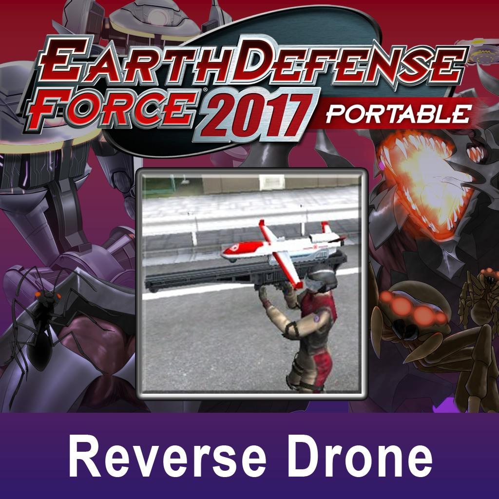 Reverse Drone