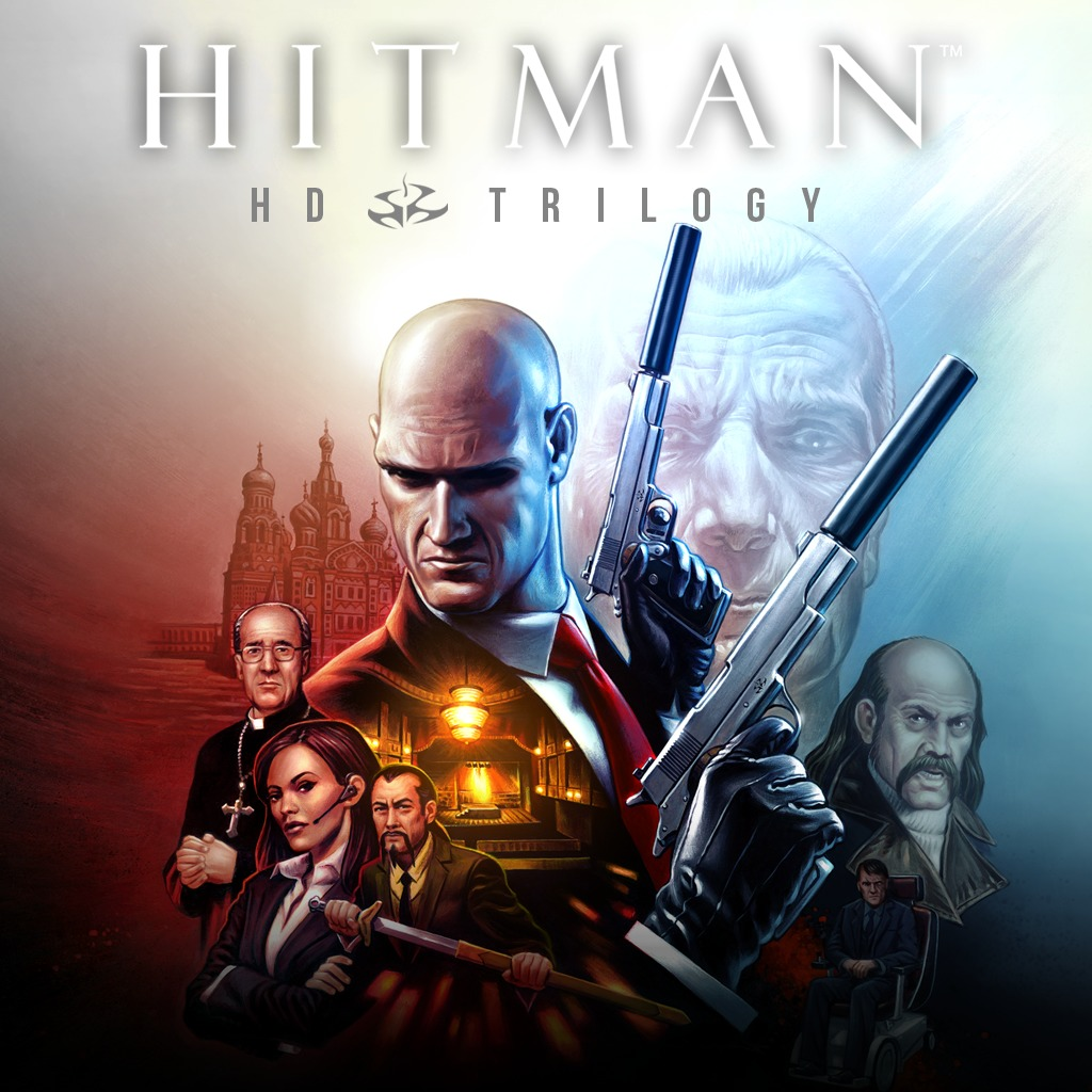 Hitman Trilogy HD