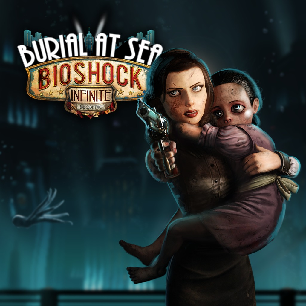 Burial At Sea - Episode 2