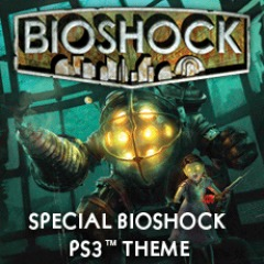 Special BioShock PS3™ Theme from 2K Games