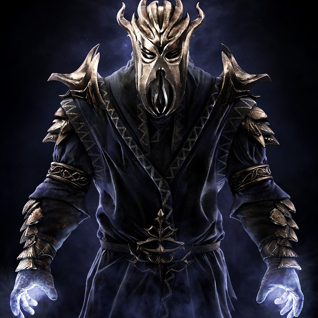 The Elder Scrolls V: Dragonborn (English)