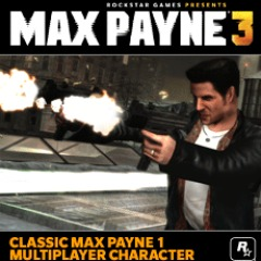 Classic Max Payne Character