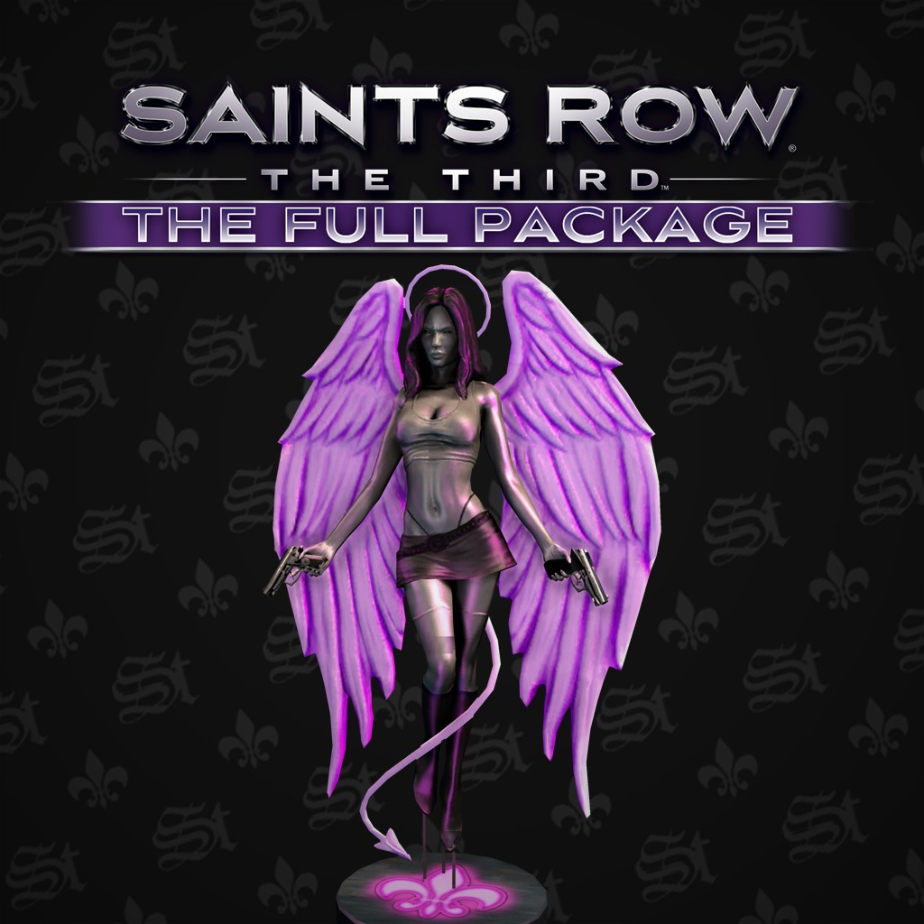 Saints Row: The Third - The Full Package - Unlockable Pack