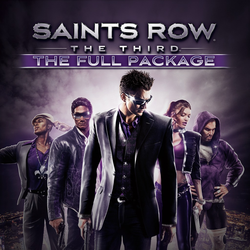 Saints Row: The Third- The Full Package