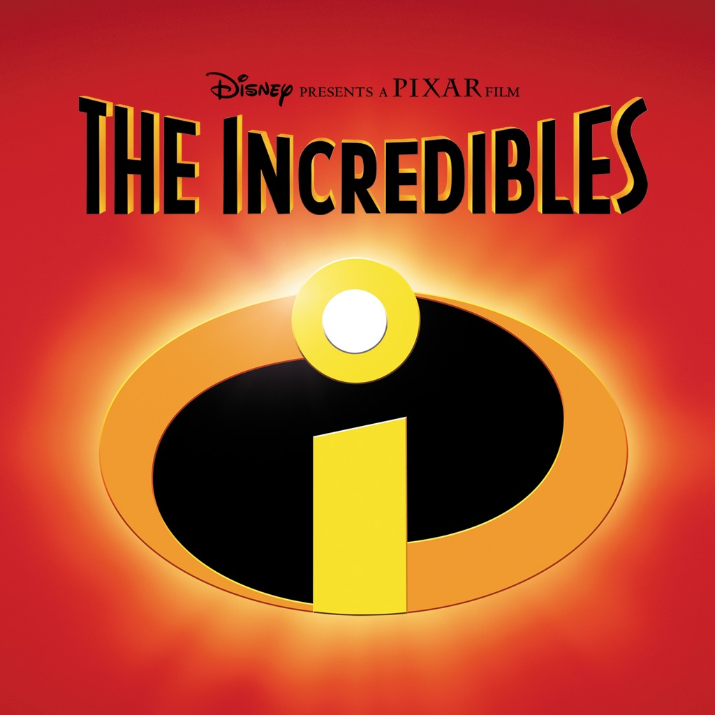 Disney/Pixar The Incredibles