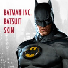 Batman Inc. Batsuit Skin