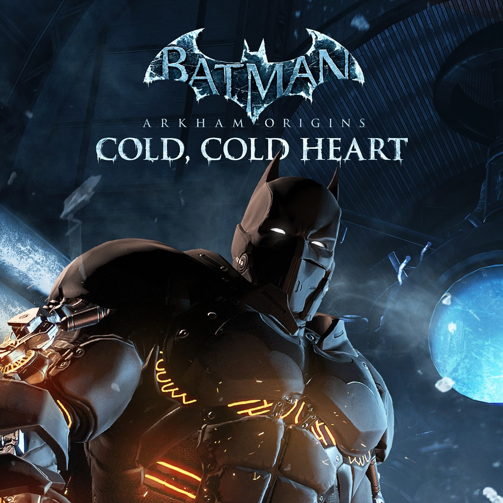 Arkham Origins: Cold, Cold Heart