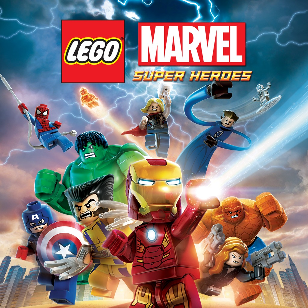 LEGO® Marvel(TM) Super Heroes DLC: Super Pack