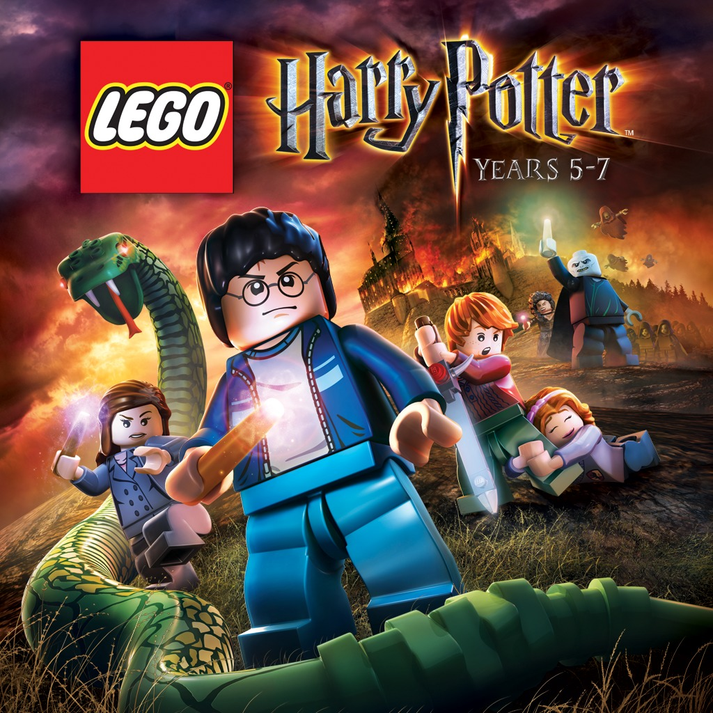 LEGO® Harry Potter™: Years 5-7