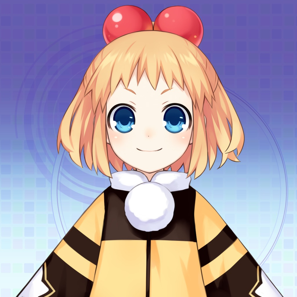Hyperdimension Neptunia Victory: Peashy Avatar