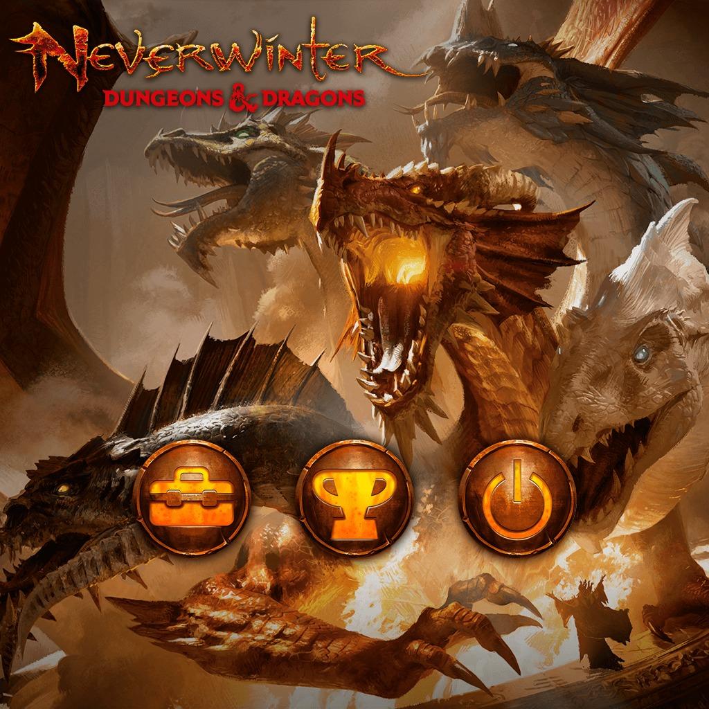 Neverwinter Tiamat Theme