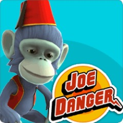 """Joe Danger"" Costume Pack: Chuckles the Chimp"