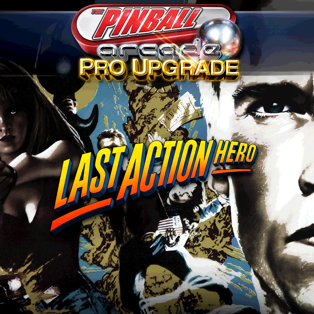 Last Action Hero® Pro Upgrade