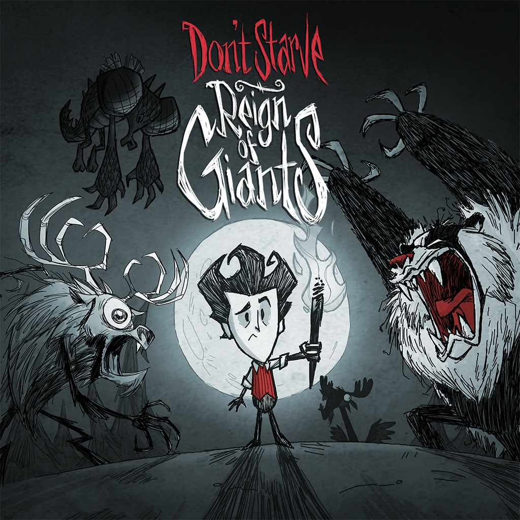 Don't Starve: Reign of Giants Console Edition