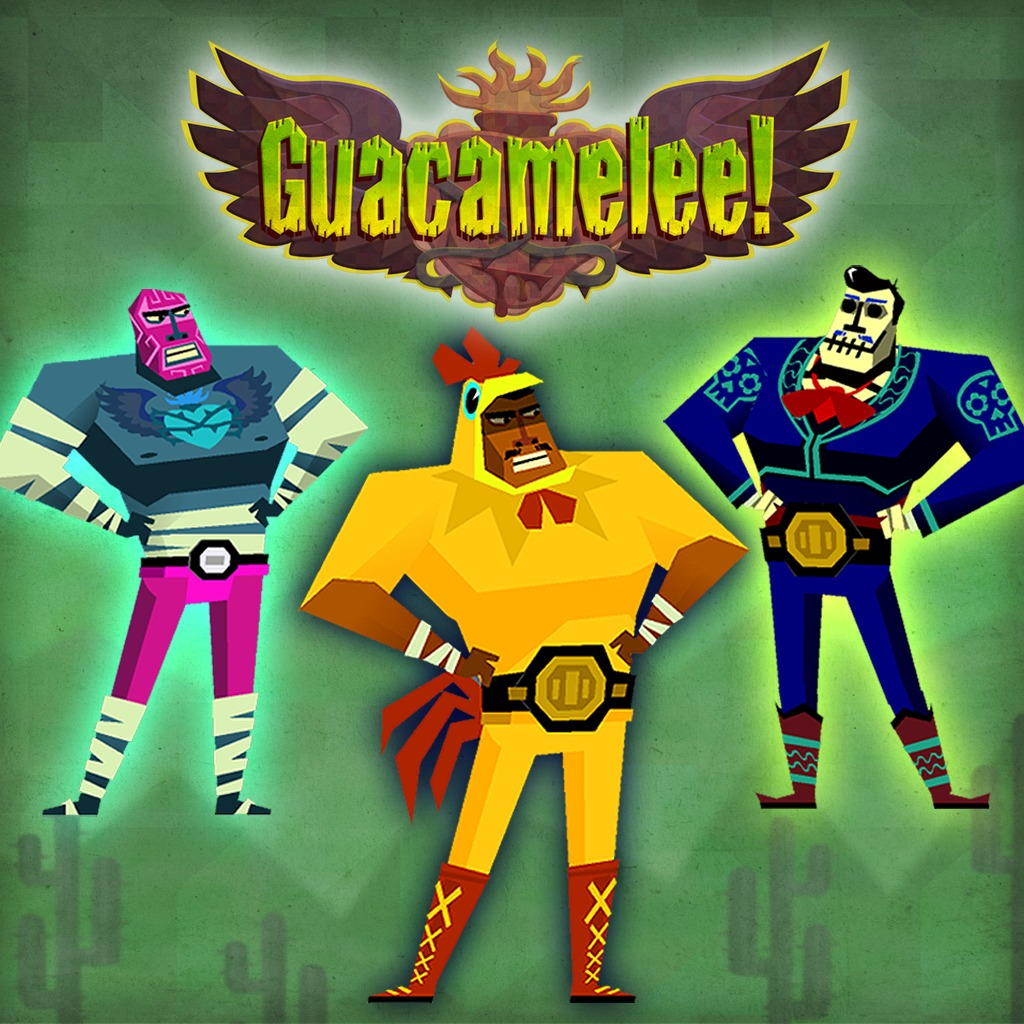 Guacamelee! - Costume Pack 1