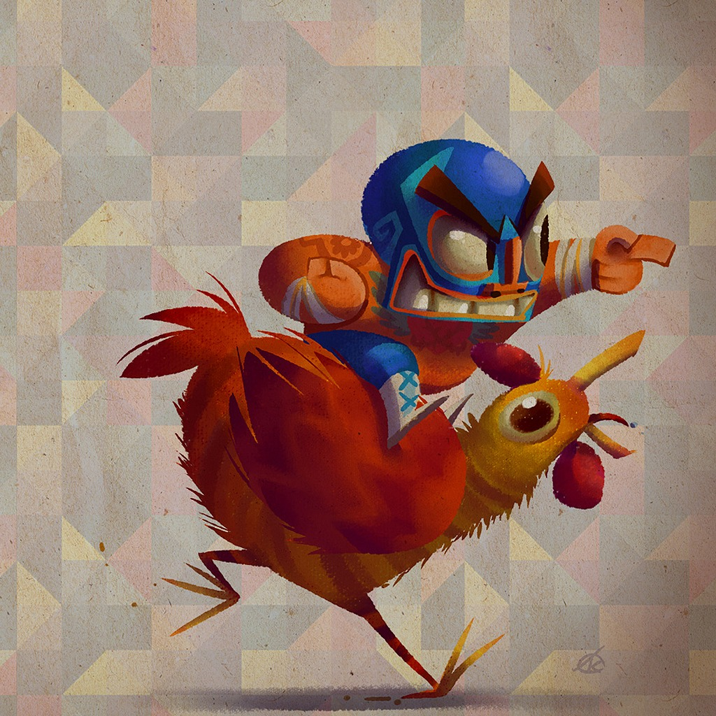 Guacamelee! - Wallpaper 2