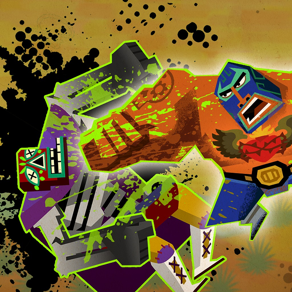 Guacamelee! - Wallpaper 3