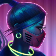 Xposed Cyberpunk Girl Avatar On Ps4 Official Playstation Store Uk