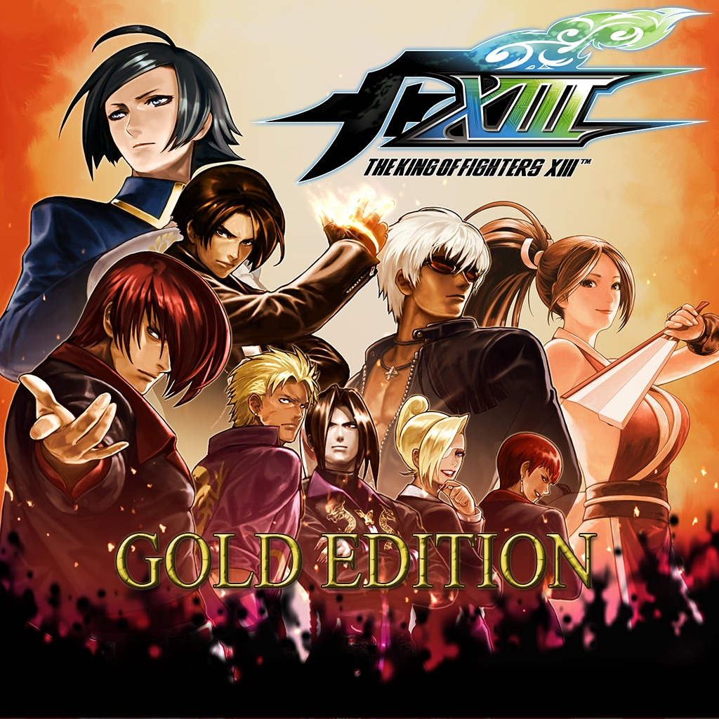 The King of Fighters XIII GOLD EDITION