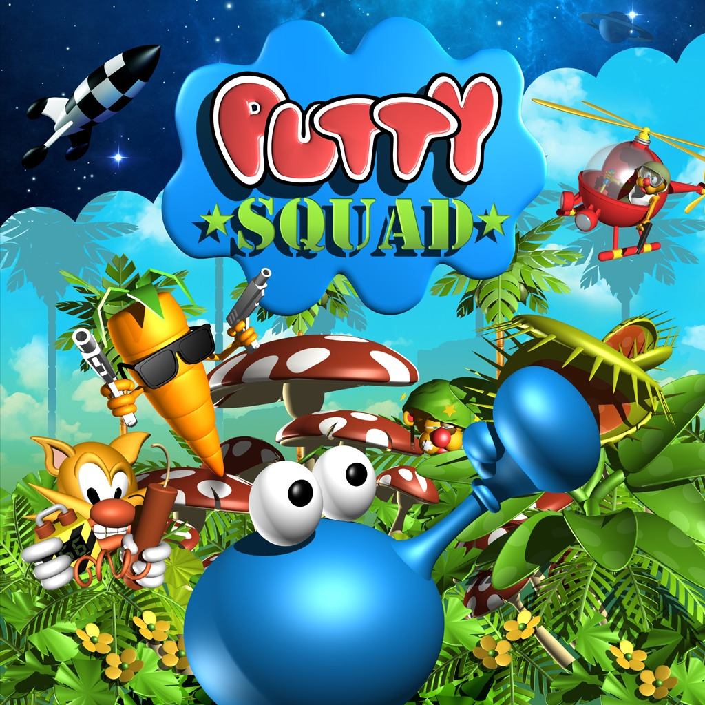 Putty Squad Game