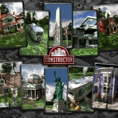 Constructor Building Pack 2 : Made in America