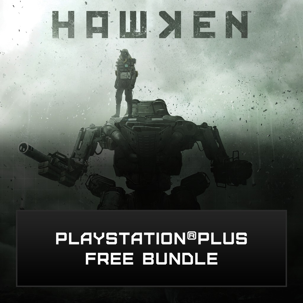 HAWKEN Exclusive PlayStation®Plus Free Bundle