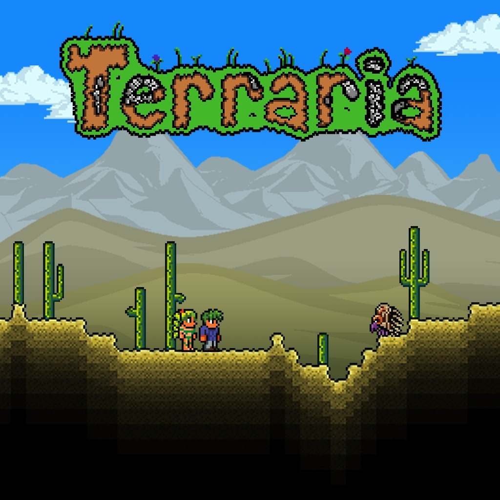 Terraria Full Game Upgrade