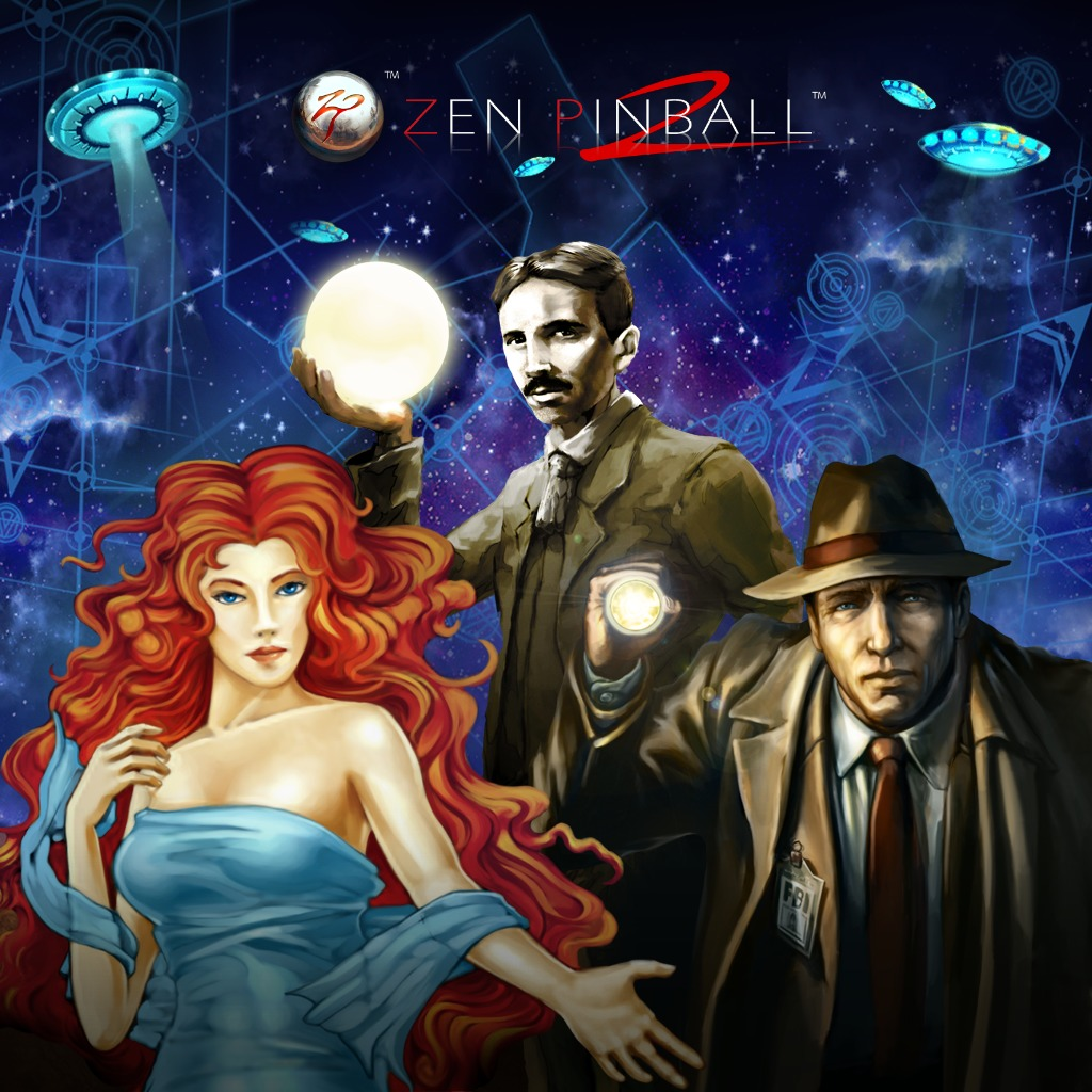 Zen Pinball 2 Originals Season 1 Bundle
