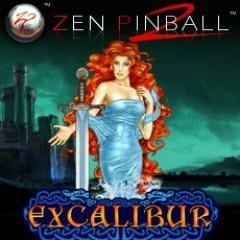 Zen Pinball 2: Excalibur (Unlock)