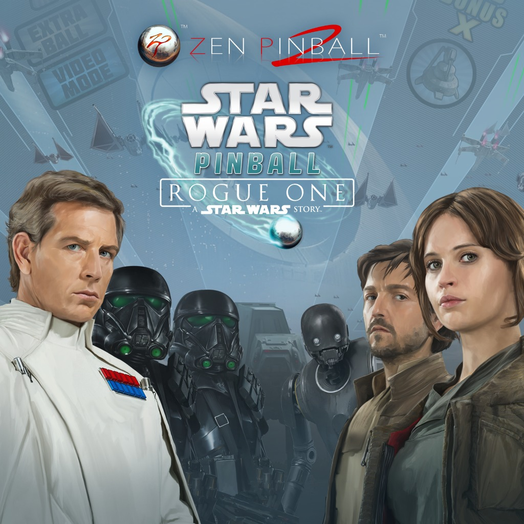 Zen Pinball 2 - Star Wars™ Pinball: Rogue One™ (Unlock)