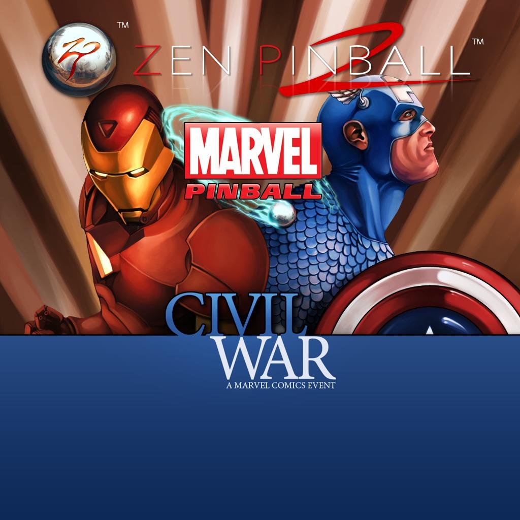 Zen Pinball 2: Civil War