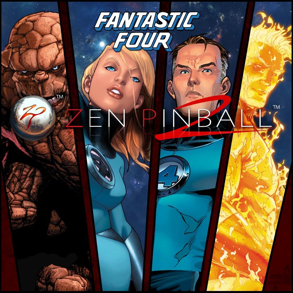 Zen Pinball 2: Fantastic Four