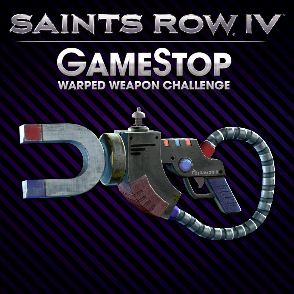 GameStop Warped Weapon Challenge