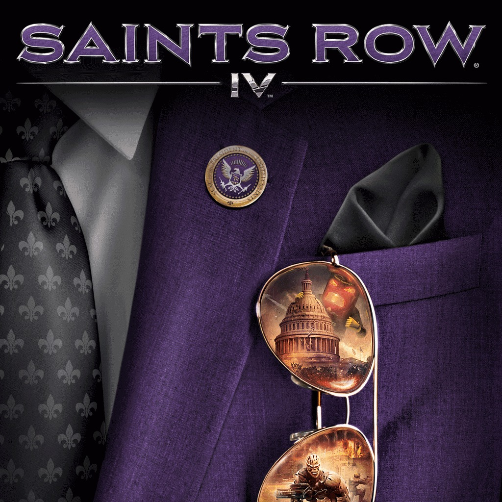 Saints Row IV Reverse Cosplay Trailer