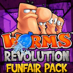 Worms™ Revolution Funfair Pack