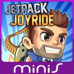 Jetpack Joyride + 50K Coins