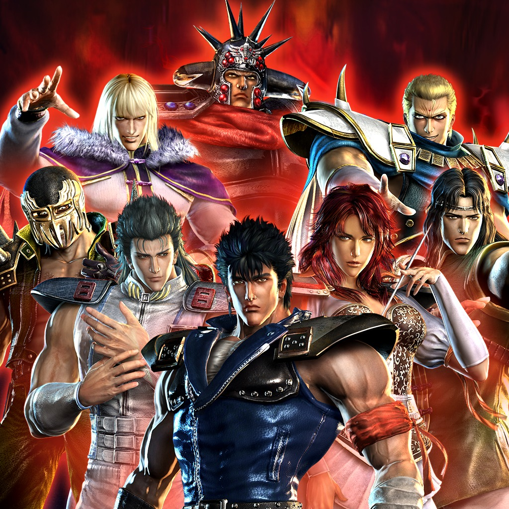 Fist of the North Star:Ken's Rage 2 Original Comic Costume Set
