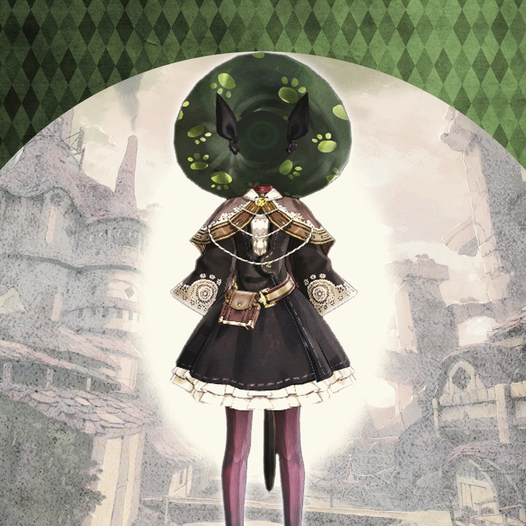 Atelier Escha & Logy  - Additional Costume - Enchanted Witch