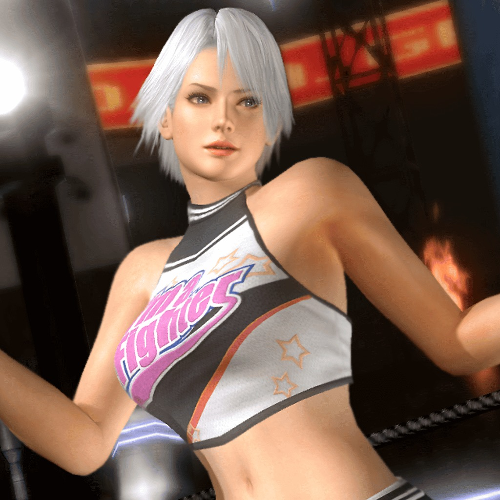 Dead or Alive 5 Plus - Cheerleader Christie