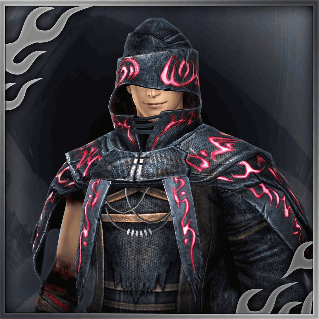 Toukiden: The Age of Demons - Armor - Raiments: Noble