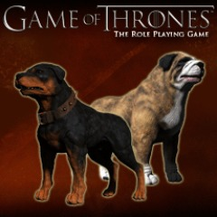 Game of Thrones - Dog skin Pack