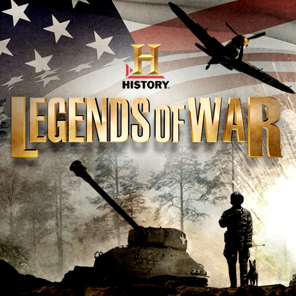 HISTORY® Legends of War