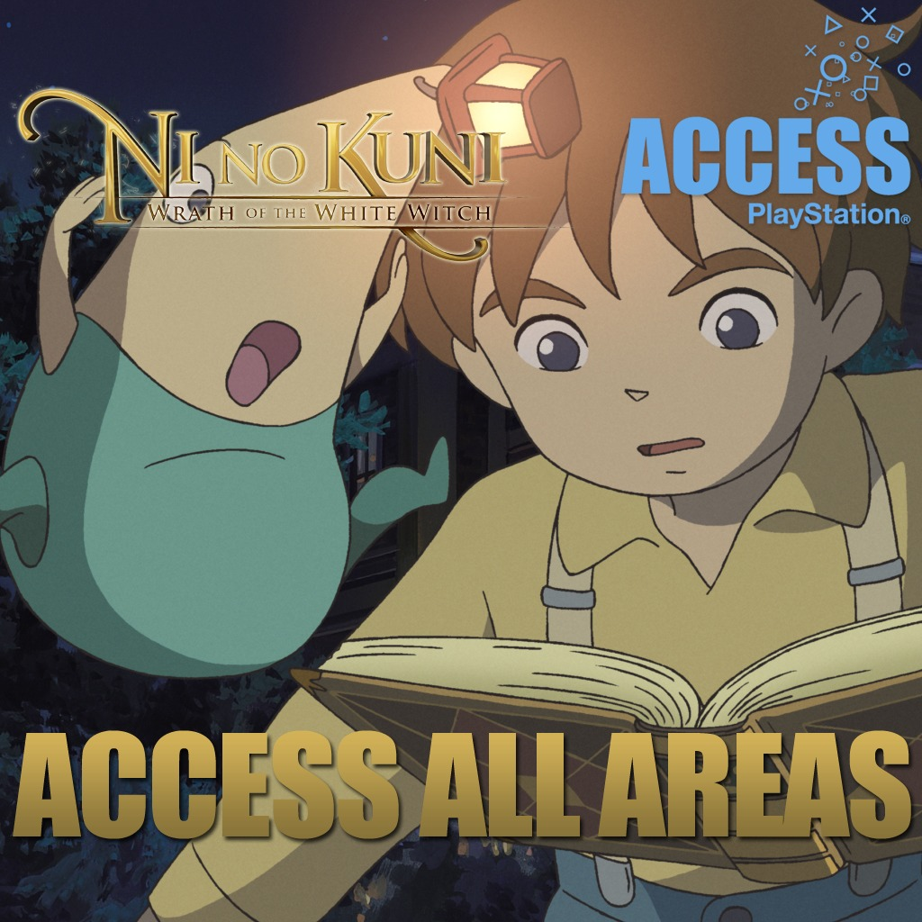 Ni No Kuni: Wrath of the White Witch – Behind the scenes