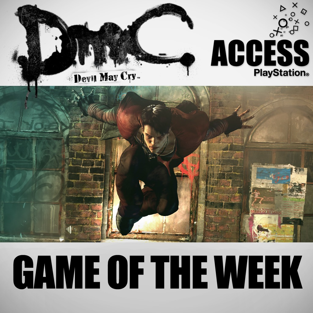 DmC: Devil May Cry – Access Game of the Week