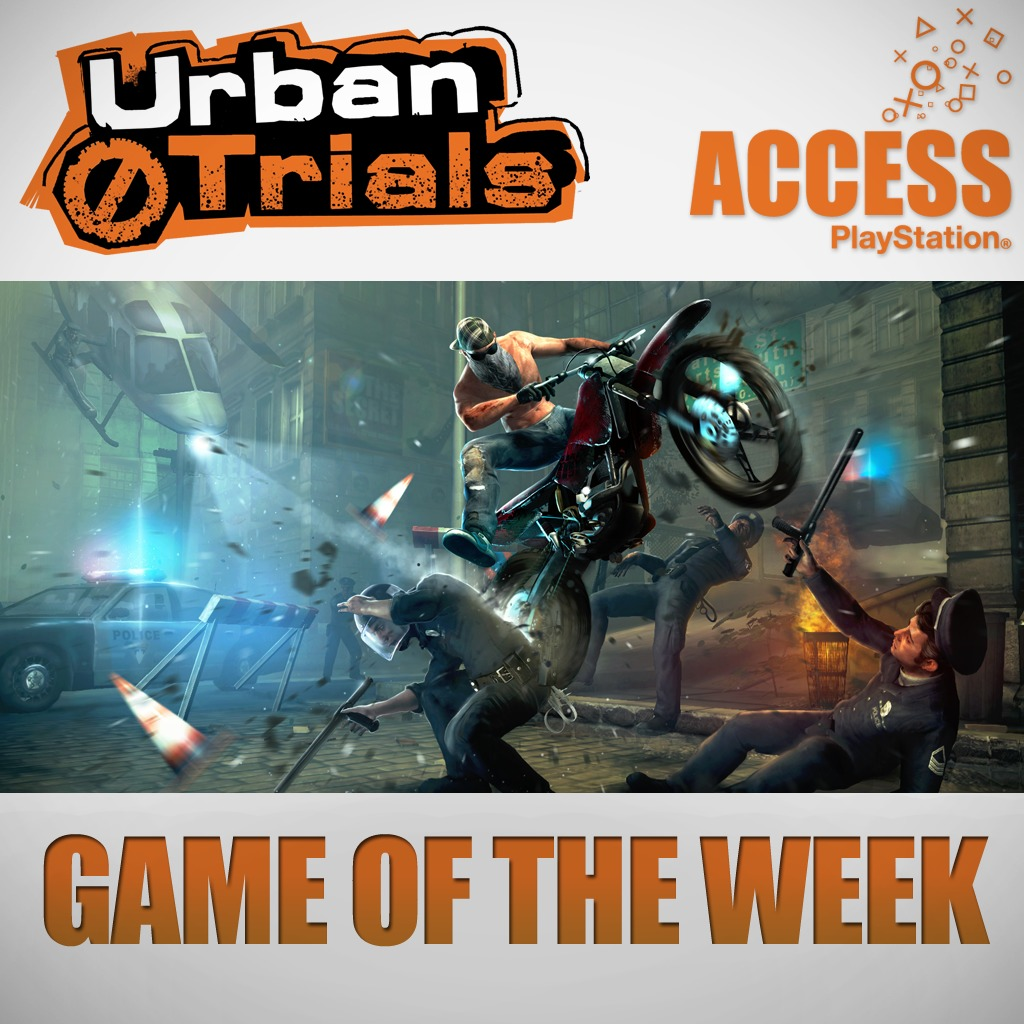 Urban Trial Freestyle - Access Game of the Week